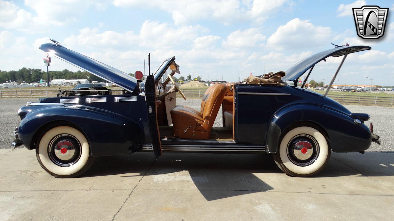 1940 Cadillac LaSalle 67