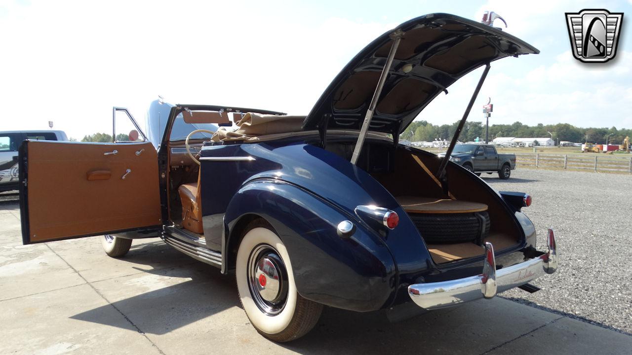 1940 Cadillac LaSalle 72