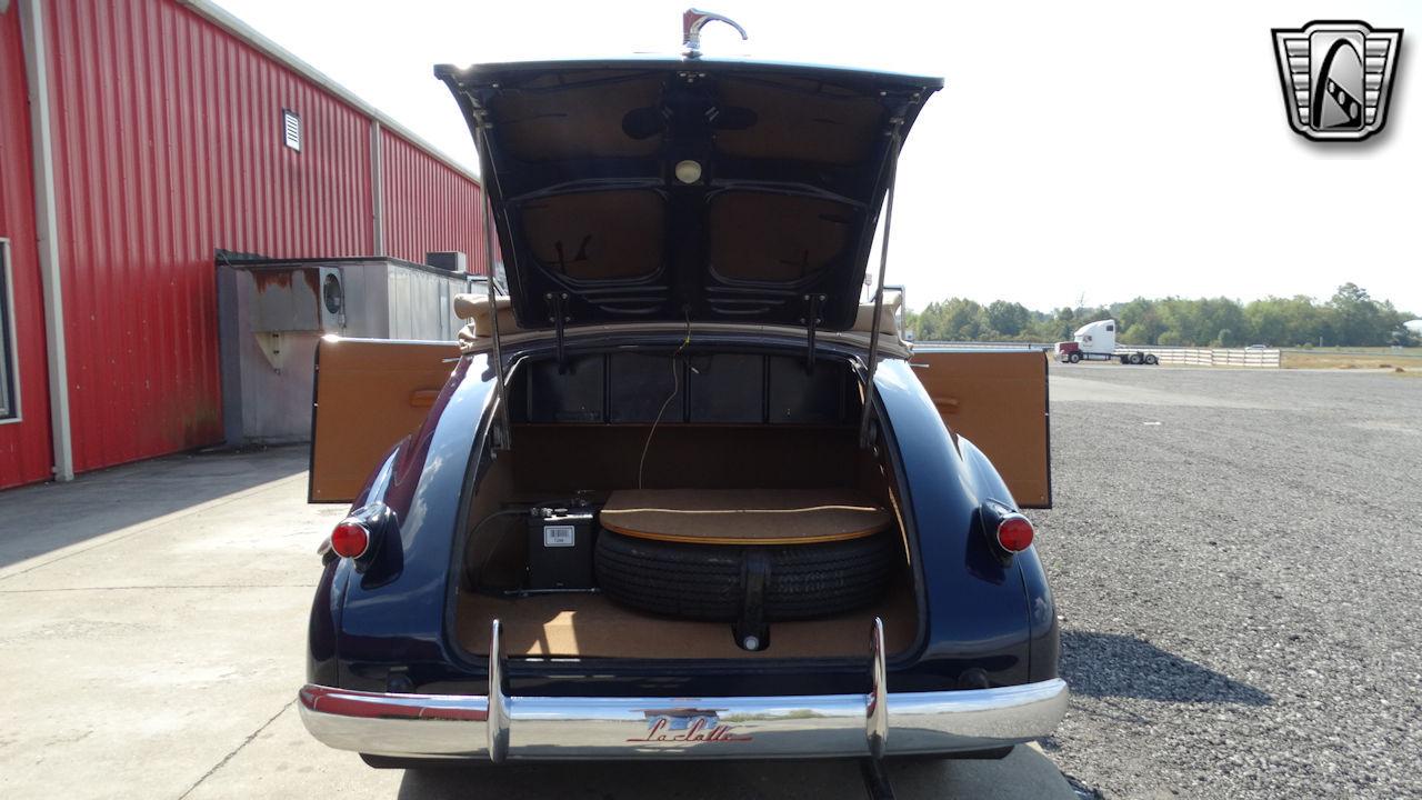 1940 Cadillac LaSalle 77