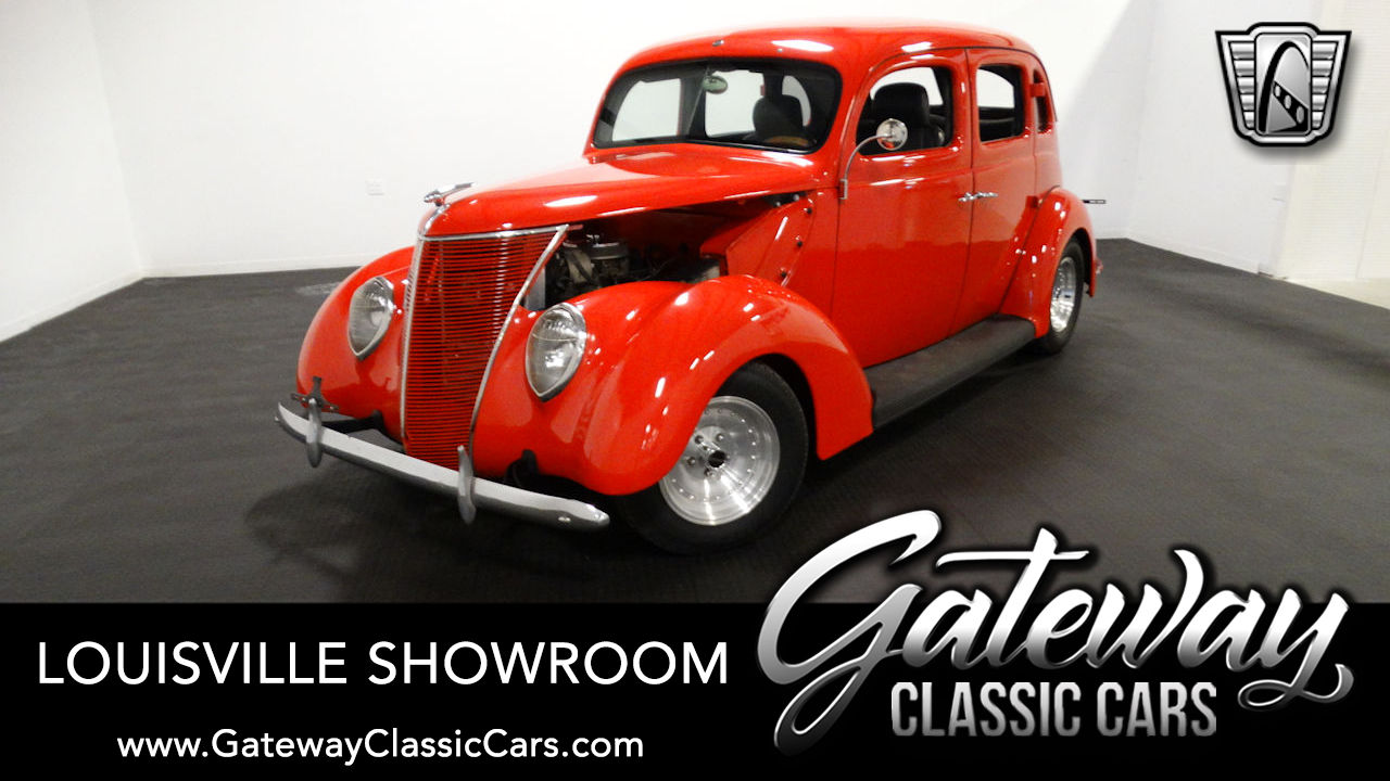 Used 1937 Ford Slantback