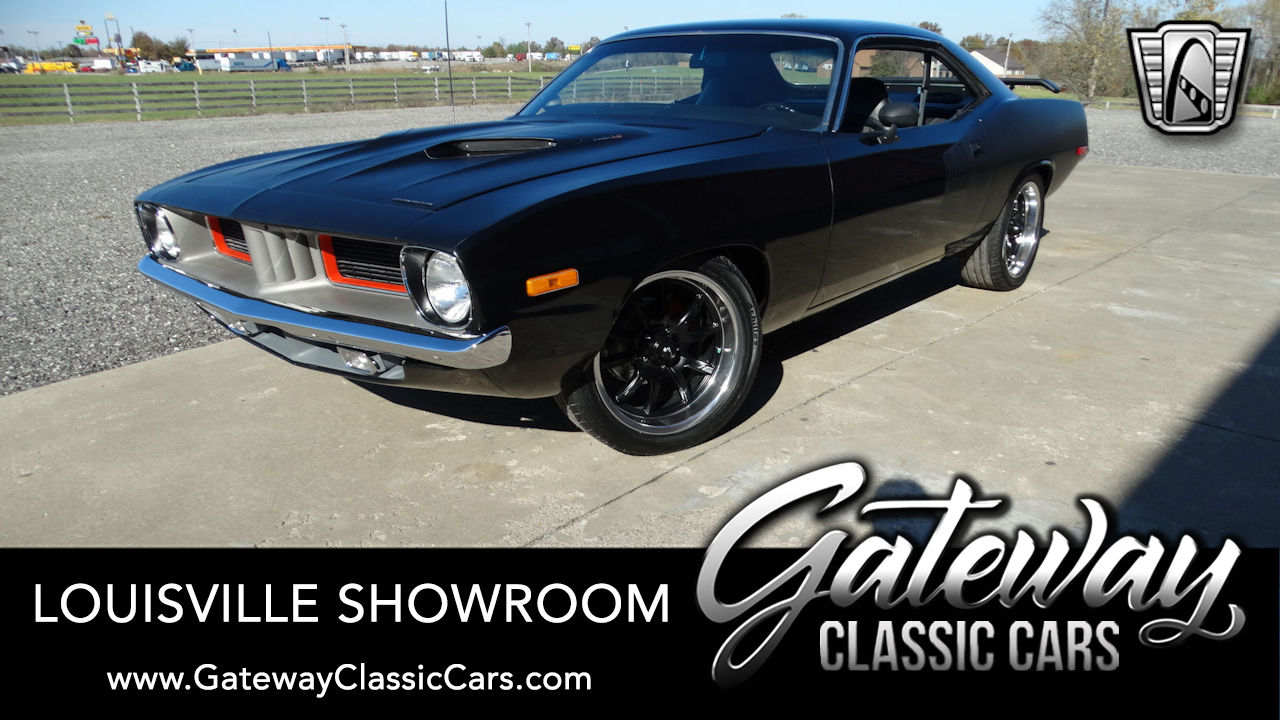 Used 1973 Plymouth Cuda
