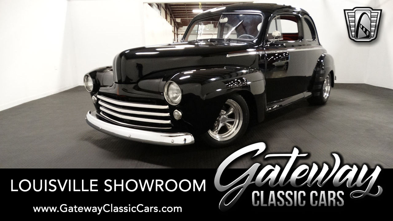 Used 1948 Ford Super Deluxe