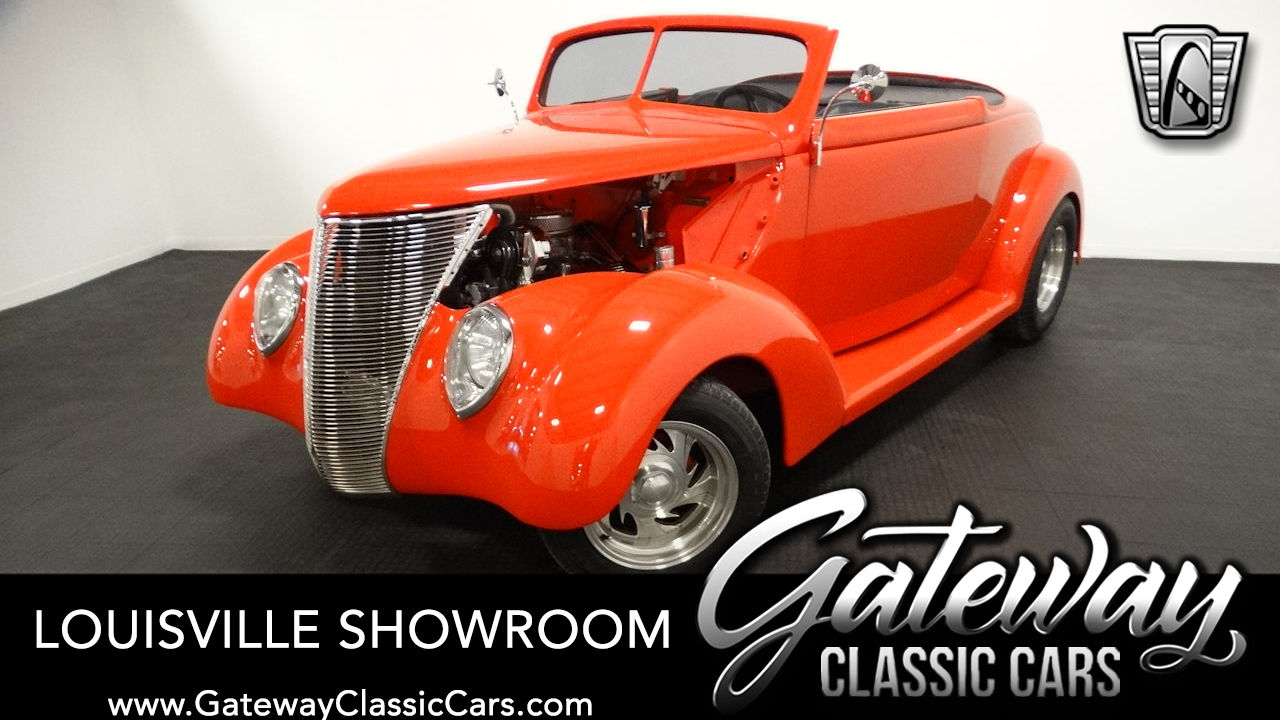 Used 1937 Ford Roadster