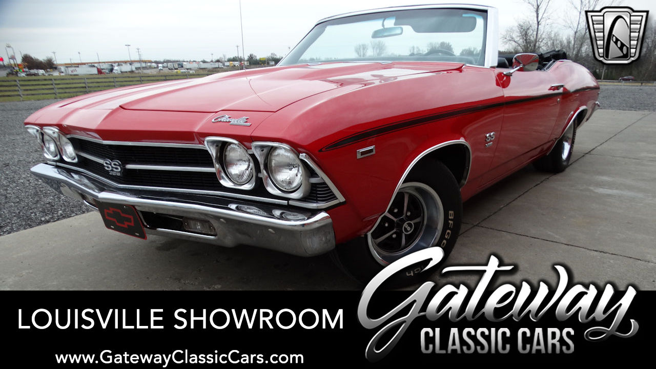 Used 1969 Chevrolet Chevelle