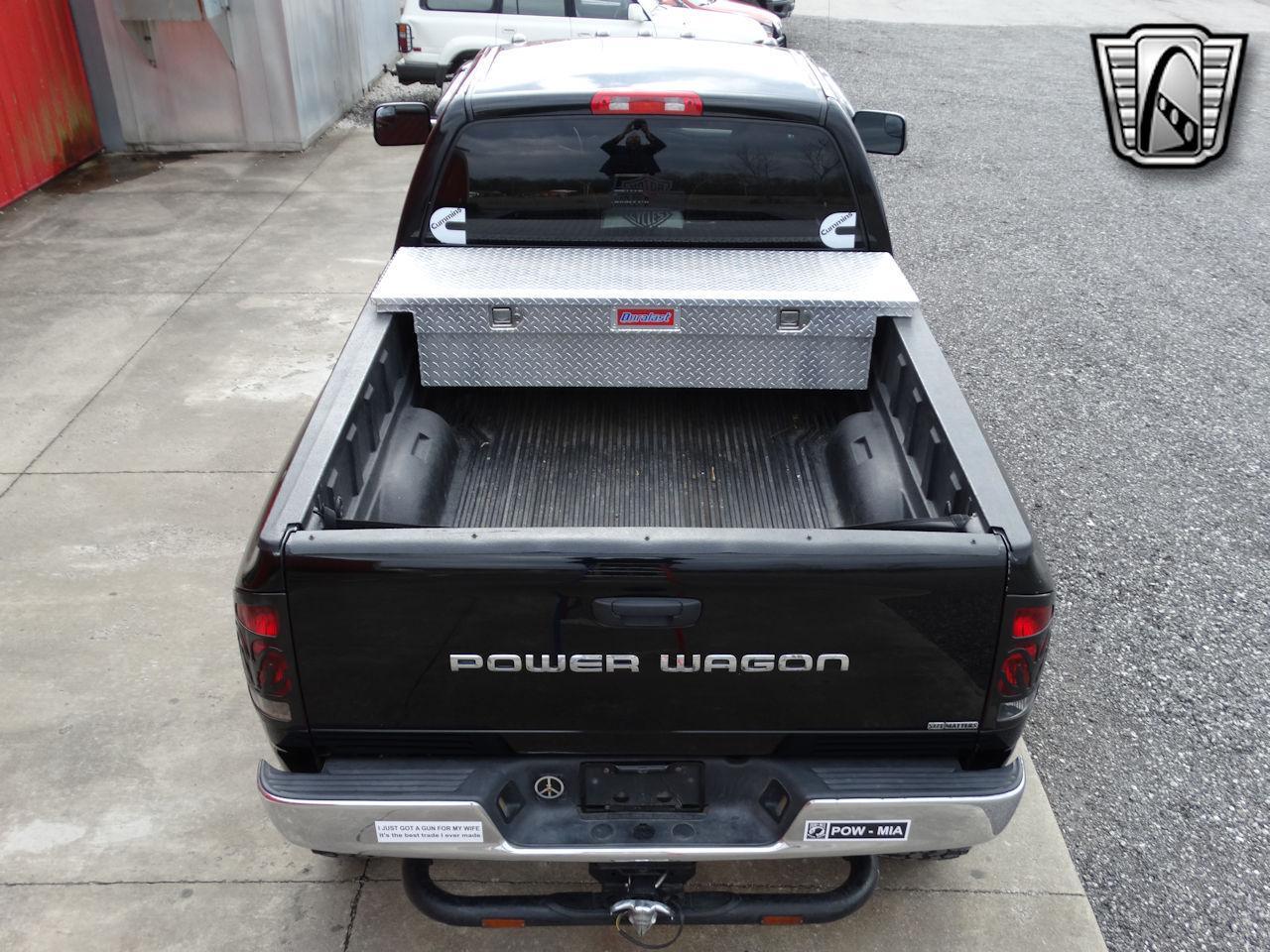 2005 Dodge Ram 10