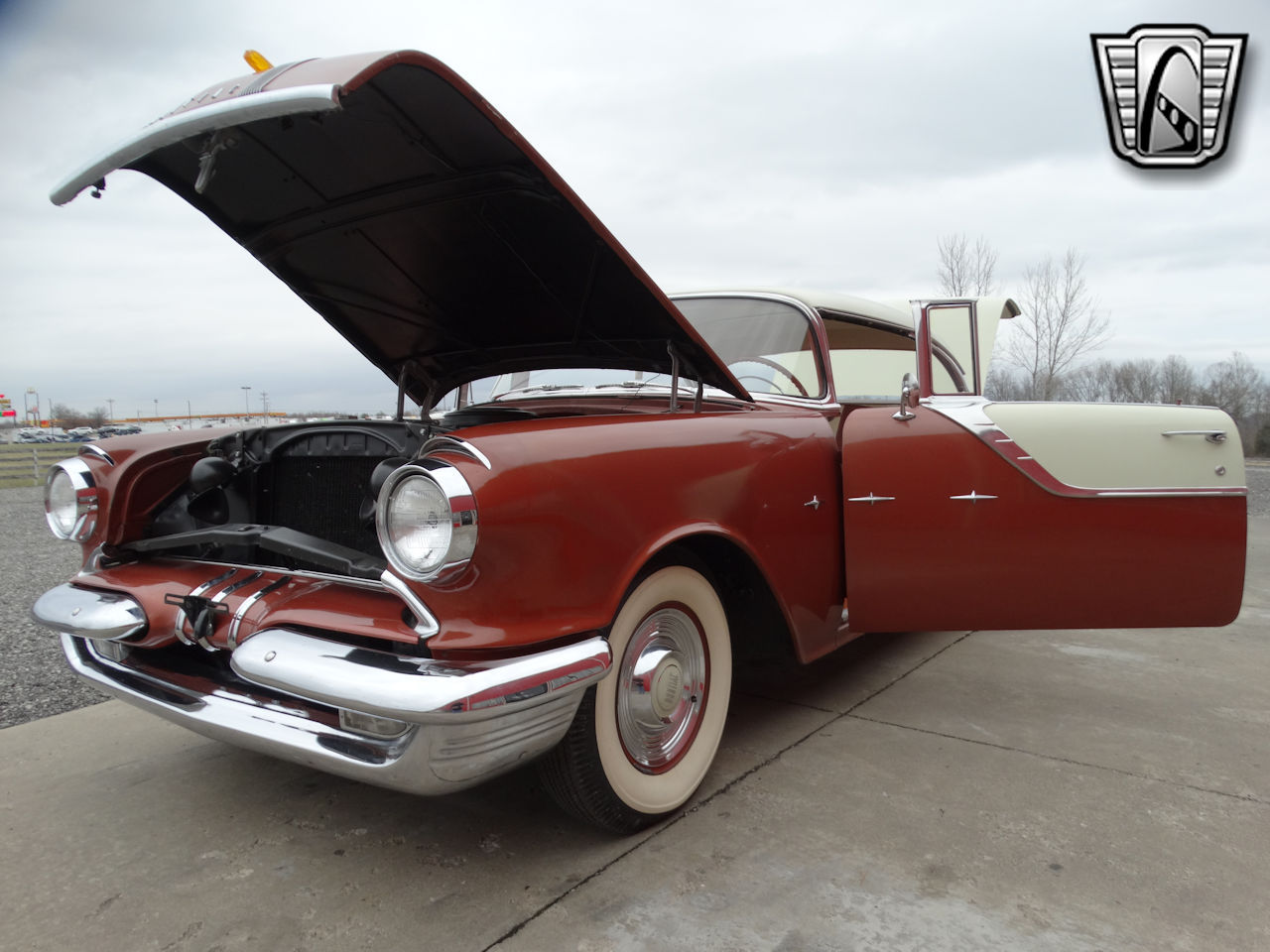 1955 Pontiac Star Chief 15