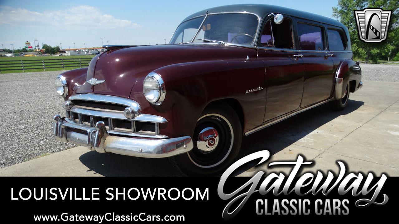 1949 Chevrolet Hearse