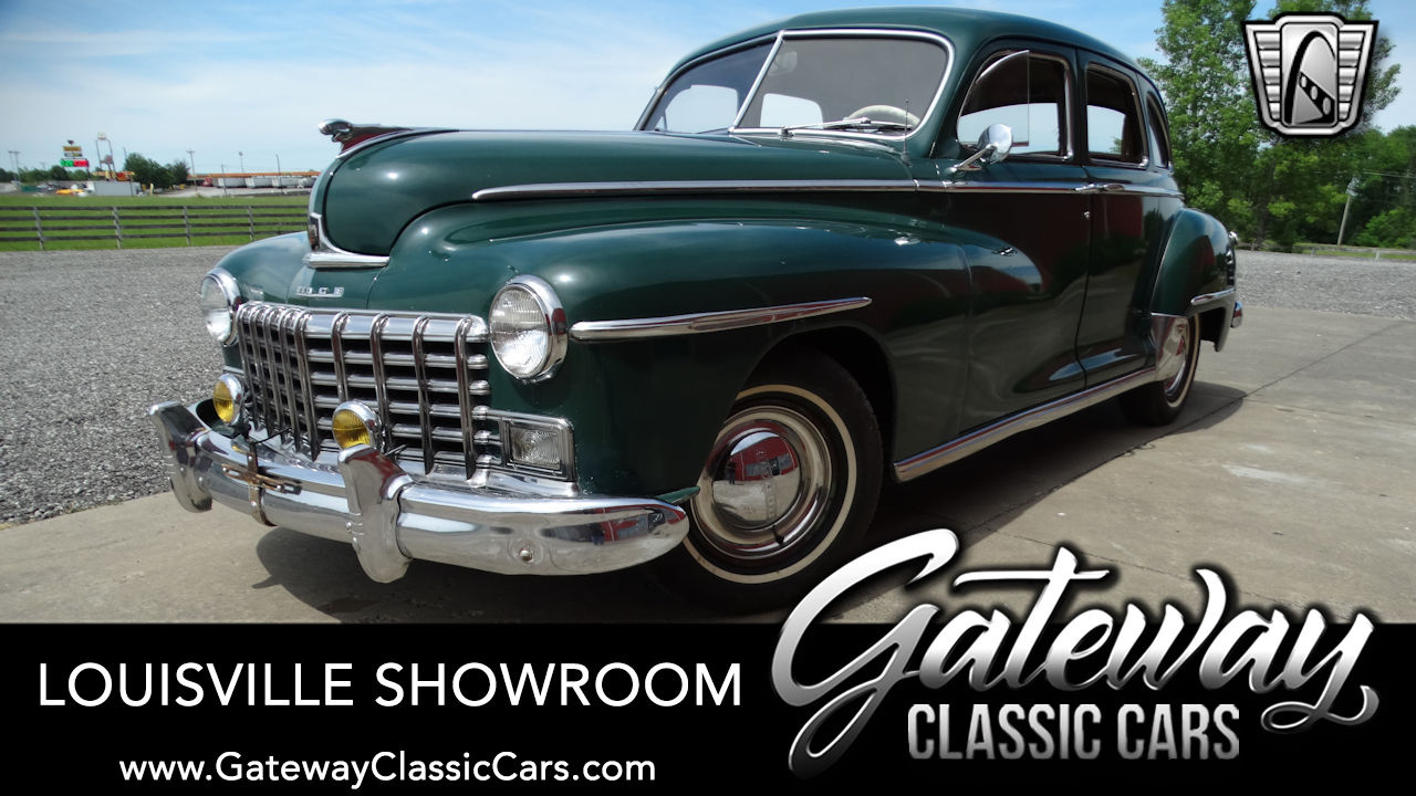 Used 1948 Dodge Custom