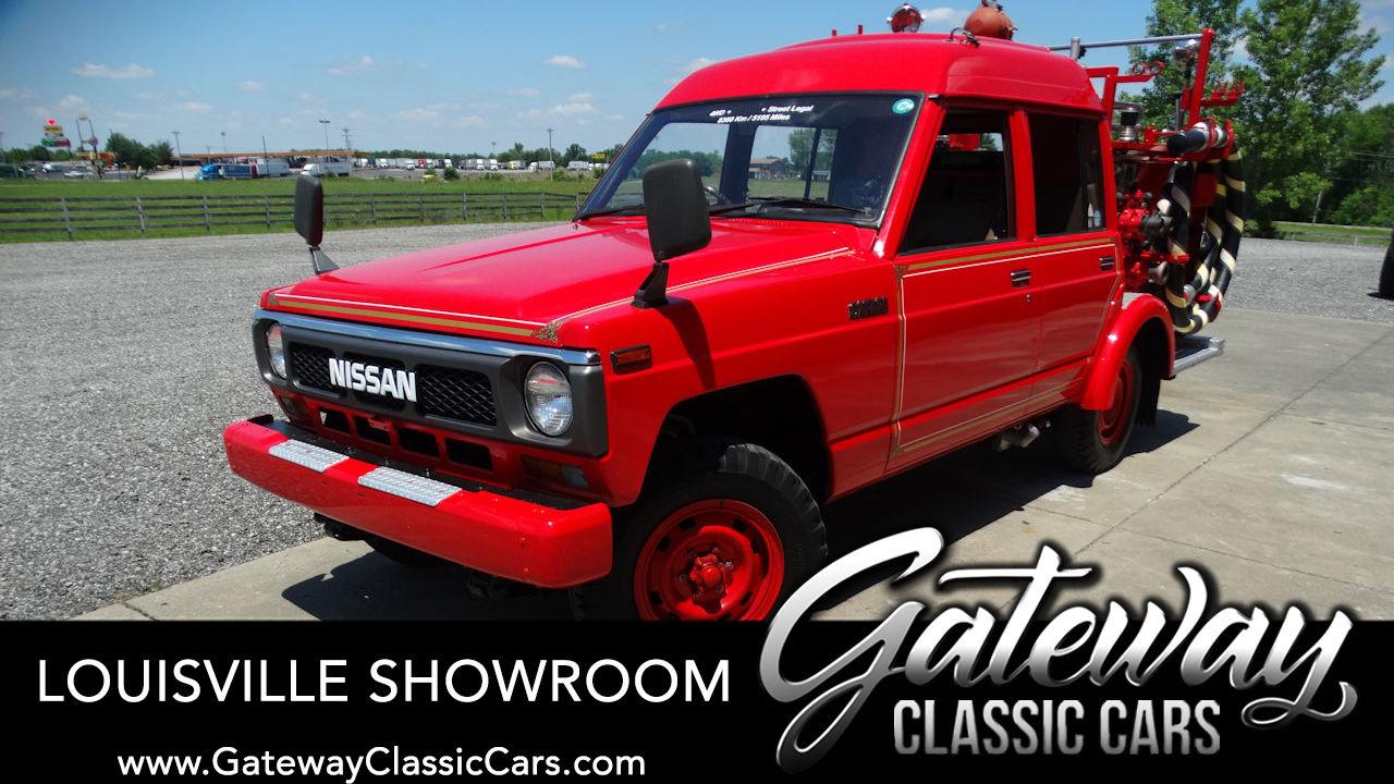 Used 1991 Nissan Safari