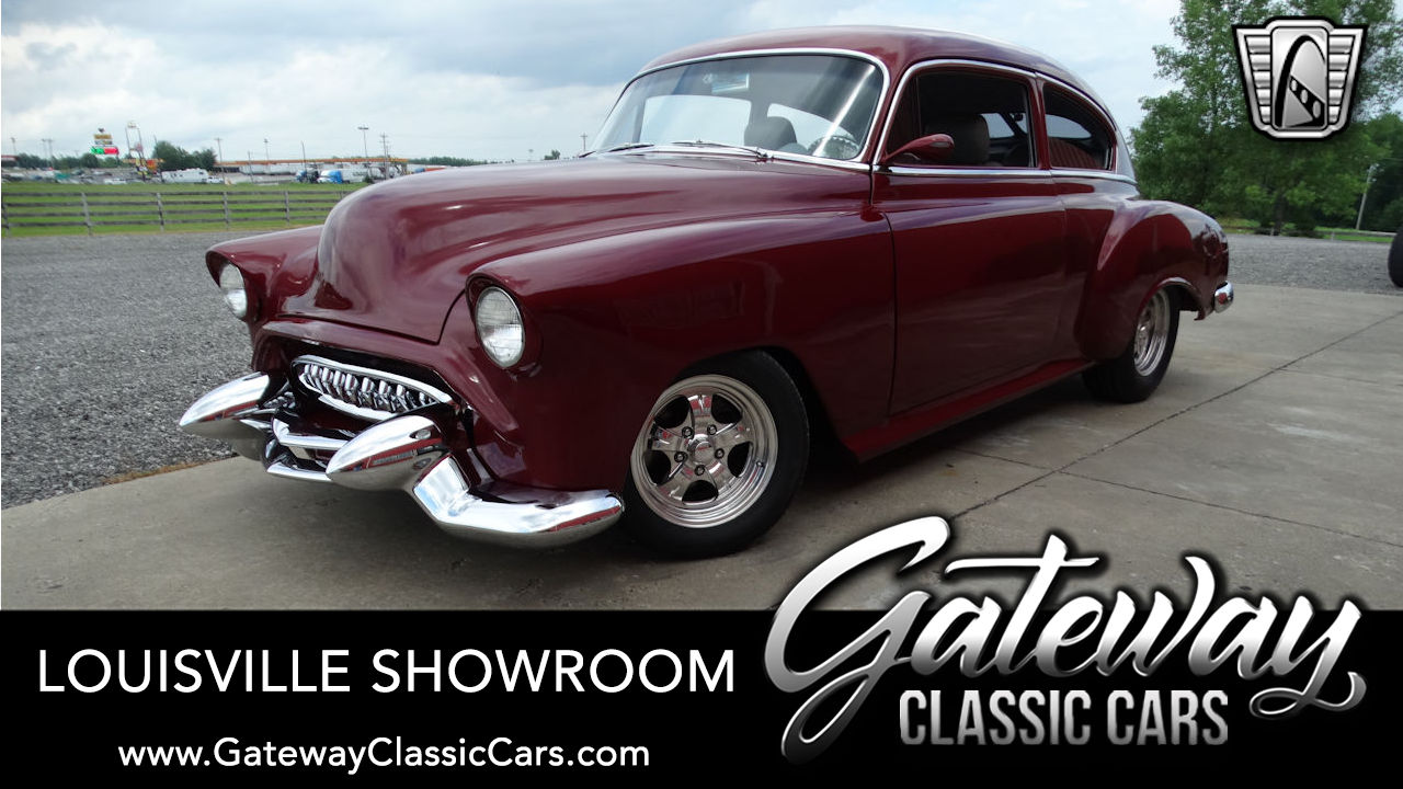 Used 1950 Chevrolet Fleetline
