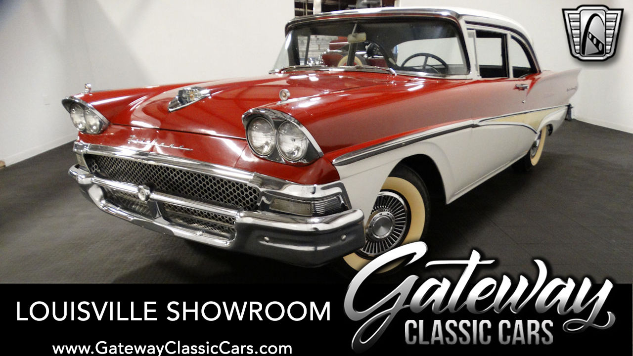 Used 1958 Ford Fairlane
