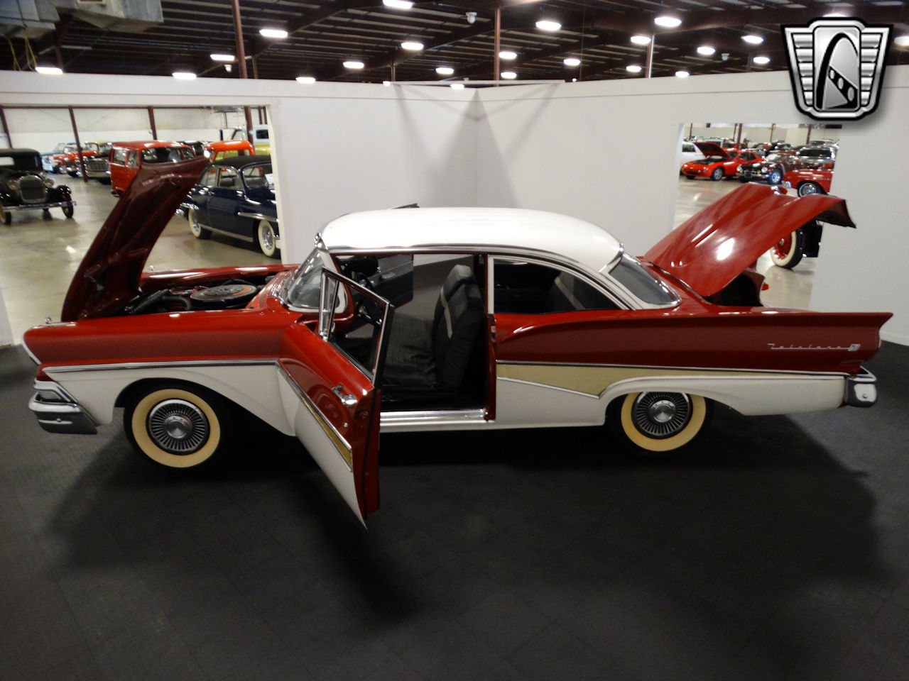 1958 Ford Fairlane 66