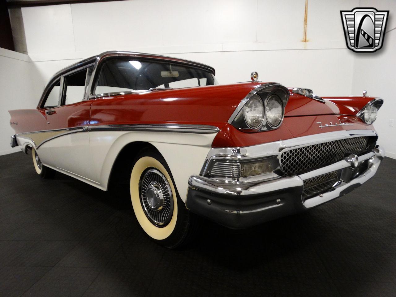 1958 Ford Fairlane 11