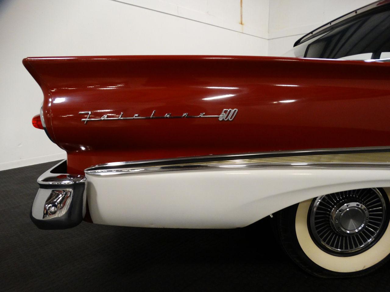 1958 Ford Fairlane 50