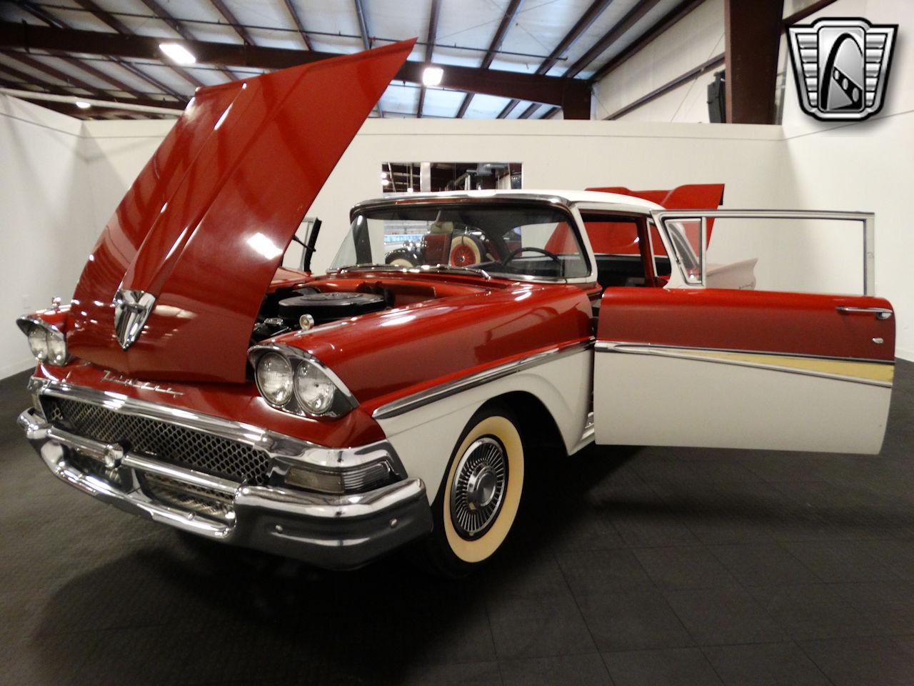 1958 Ford Fairlane 58