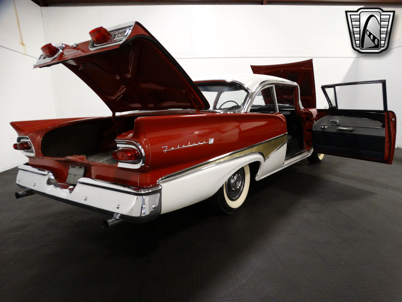 1958 Ford Fairlane 62