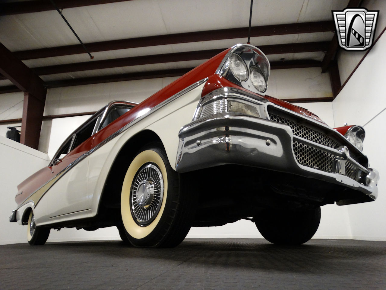 1958 Ford Fairlane 39
