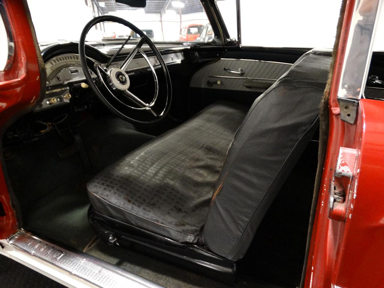 1958 Ford Fairlane 22