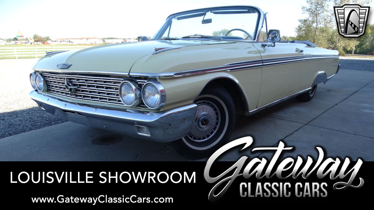Used 1962 Ford Galaxie
