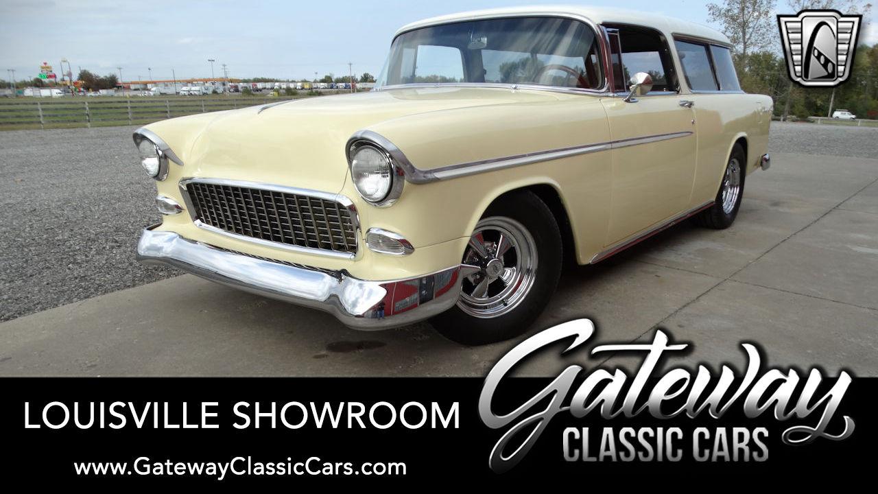 Used 1955 Chevrolet Nomad