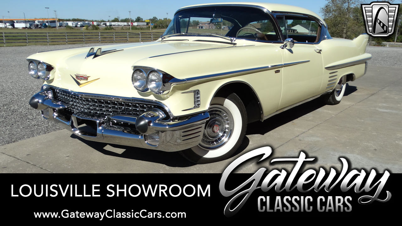 Used 1958 Cadillac DeVille