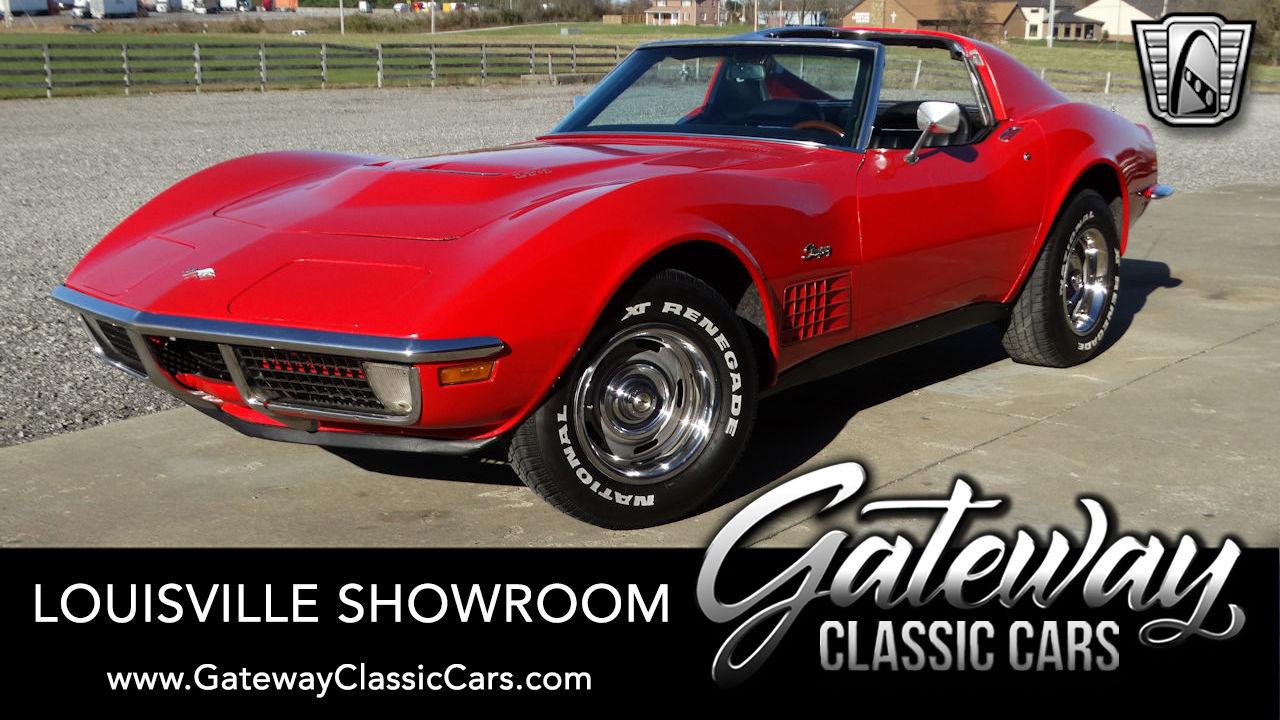 Used 1970 Chevrolet Corvette