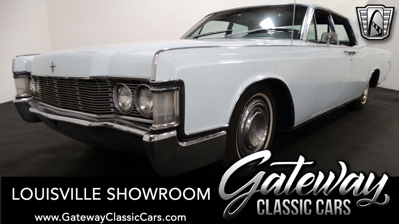 Used 1968 Lincoln Continental