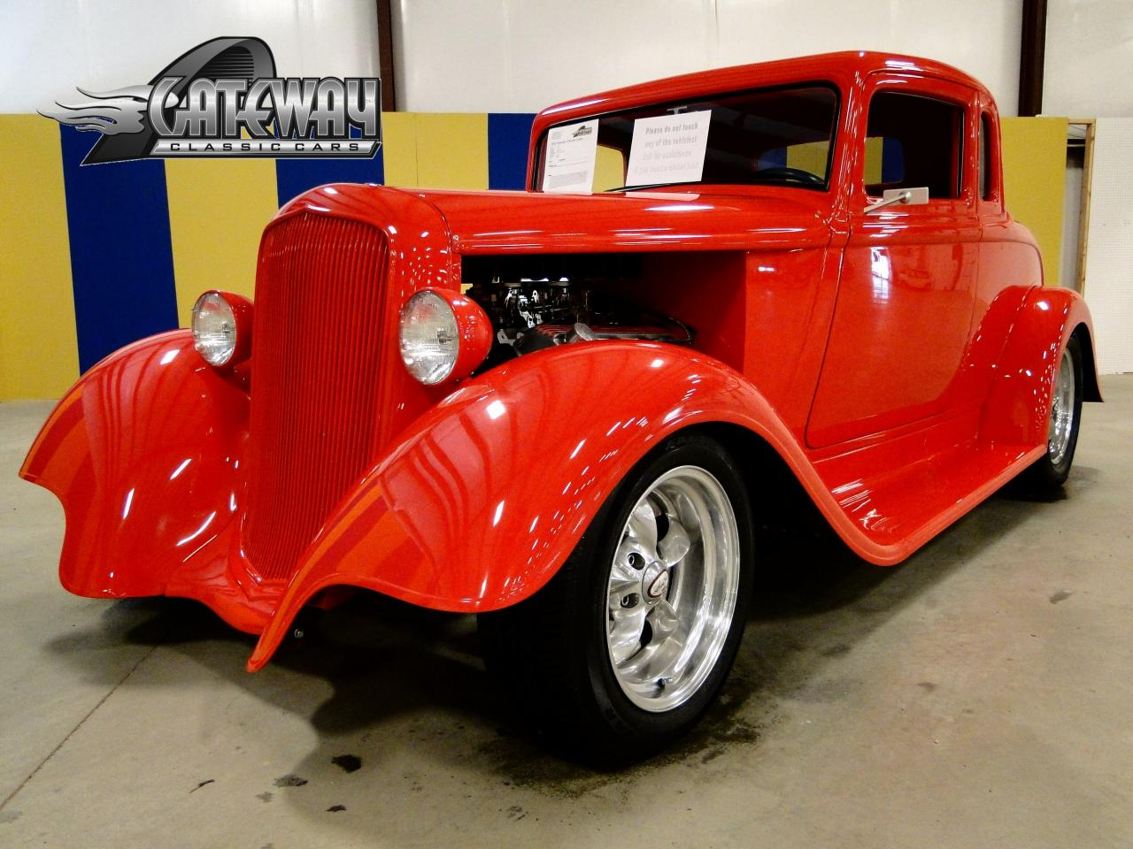 Gateway classic cars classic cars for sale muscle cars for 1933 plymouth 5 window coupe