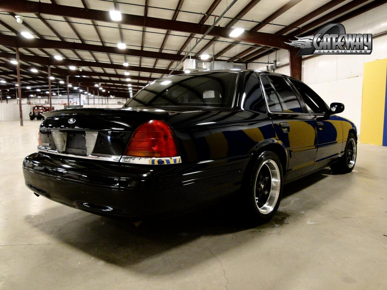1999 crown victoria police interceptor manual