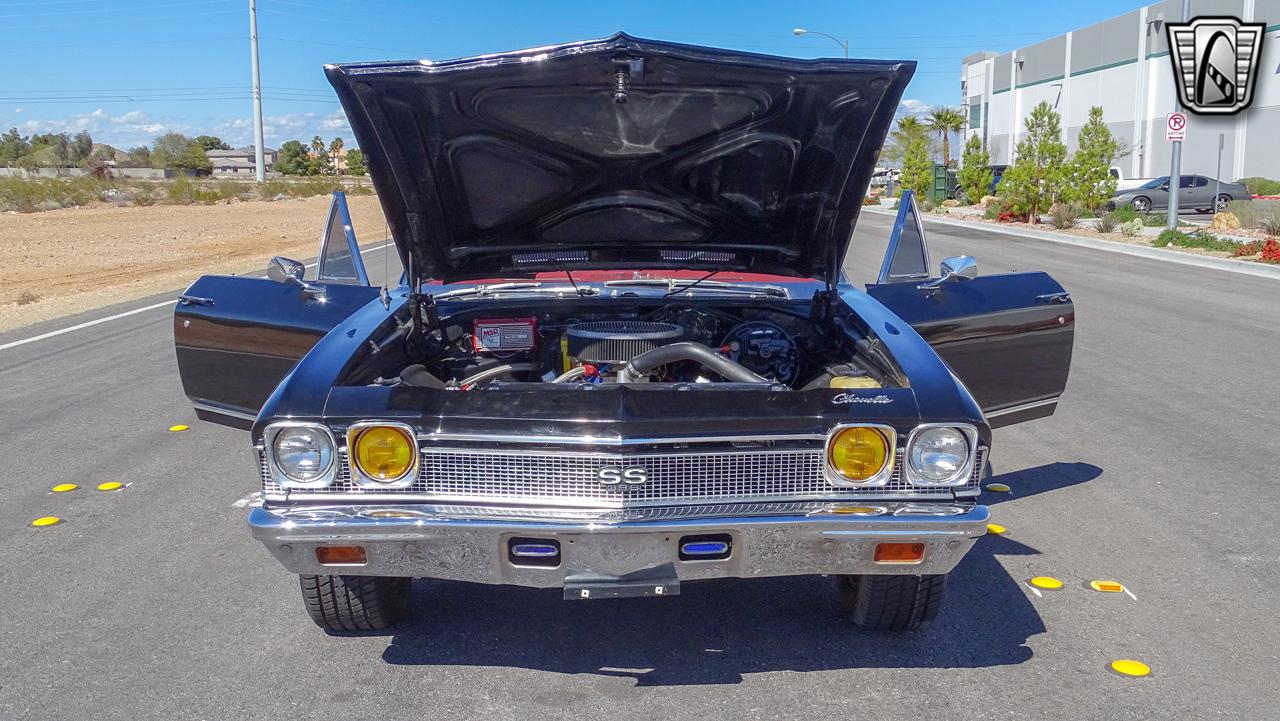 1968 Chevrolet Chevelle 12