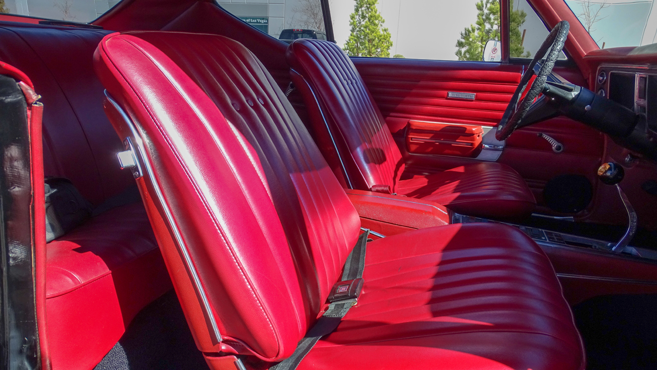 1968 Chevrolet Chevelle 21