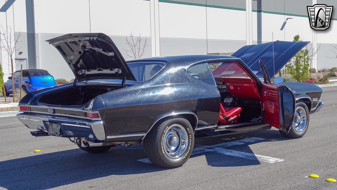 1968 Chevrolet Chevelle 26