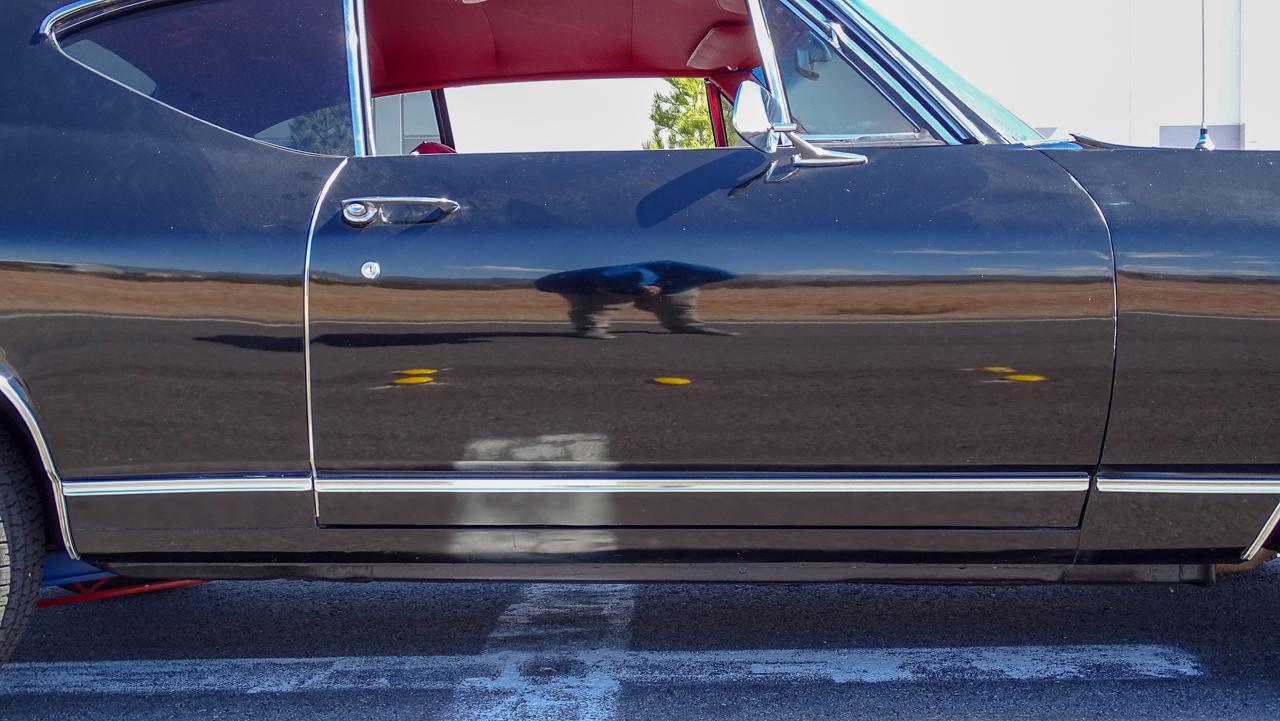 1968 Chevrolet Chevelle 28
