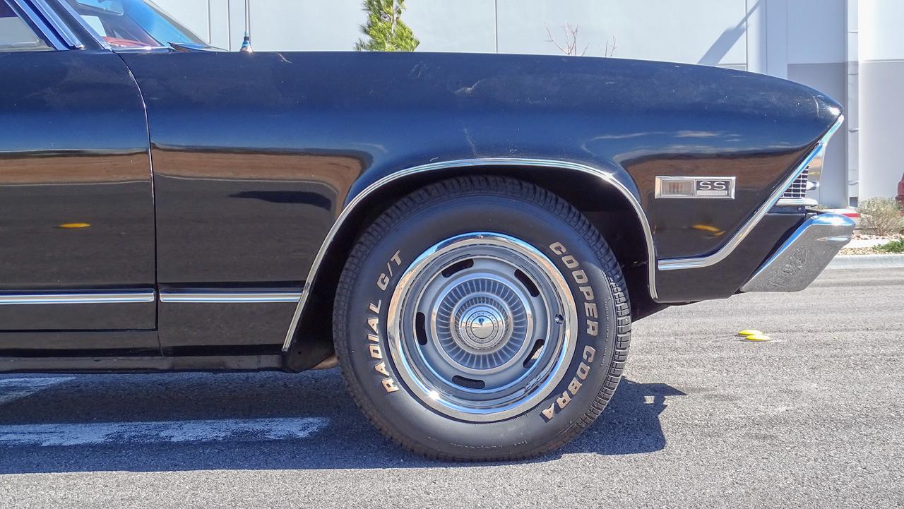 1968 Chevrolet Chevelle 33