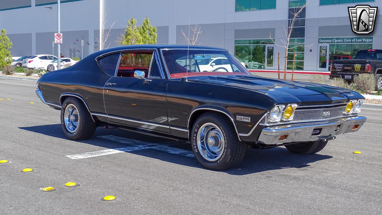 1968 Chevrolet Chevelle 46