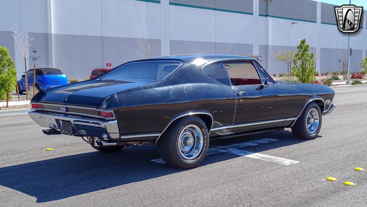 1968 Chevrolet Chevelle 70