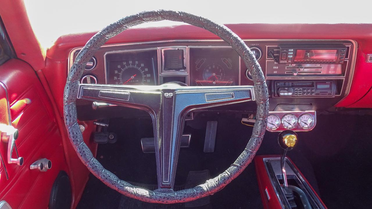 1968 Chevrolet Chevelle 72