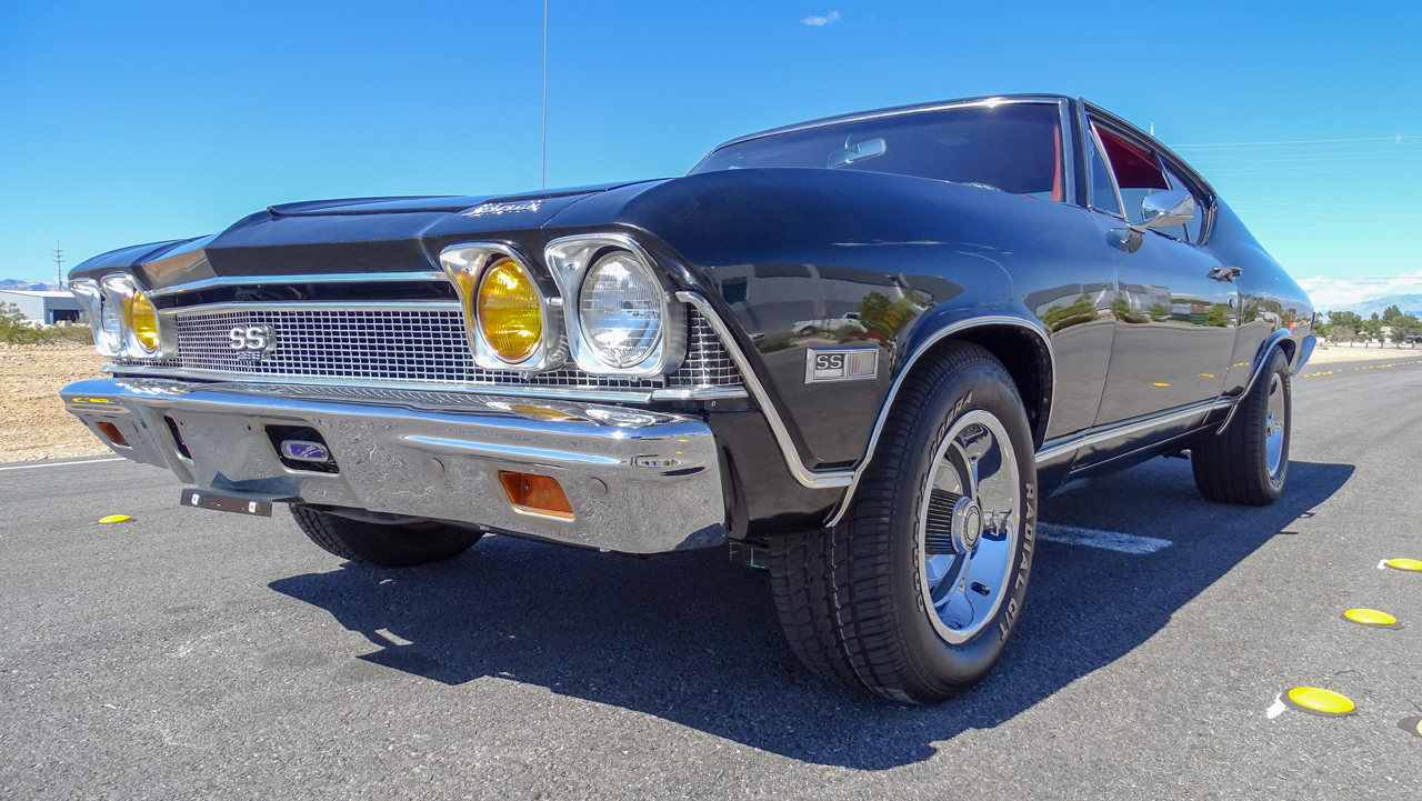 1968 Chevrolet Chevelle 78