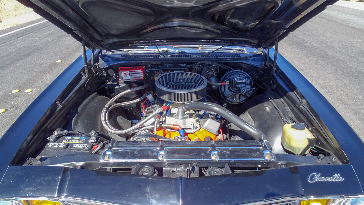 1968 Chevrolet Chevelle 80