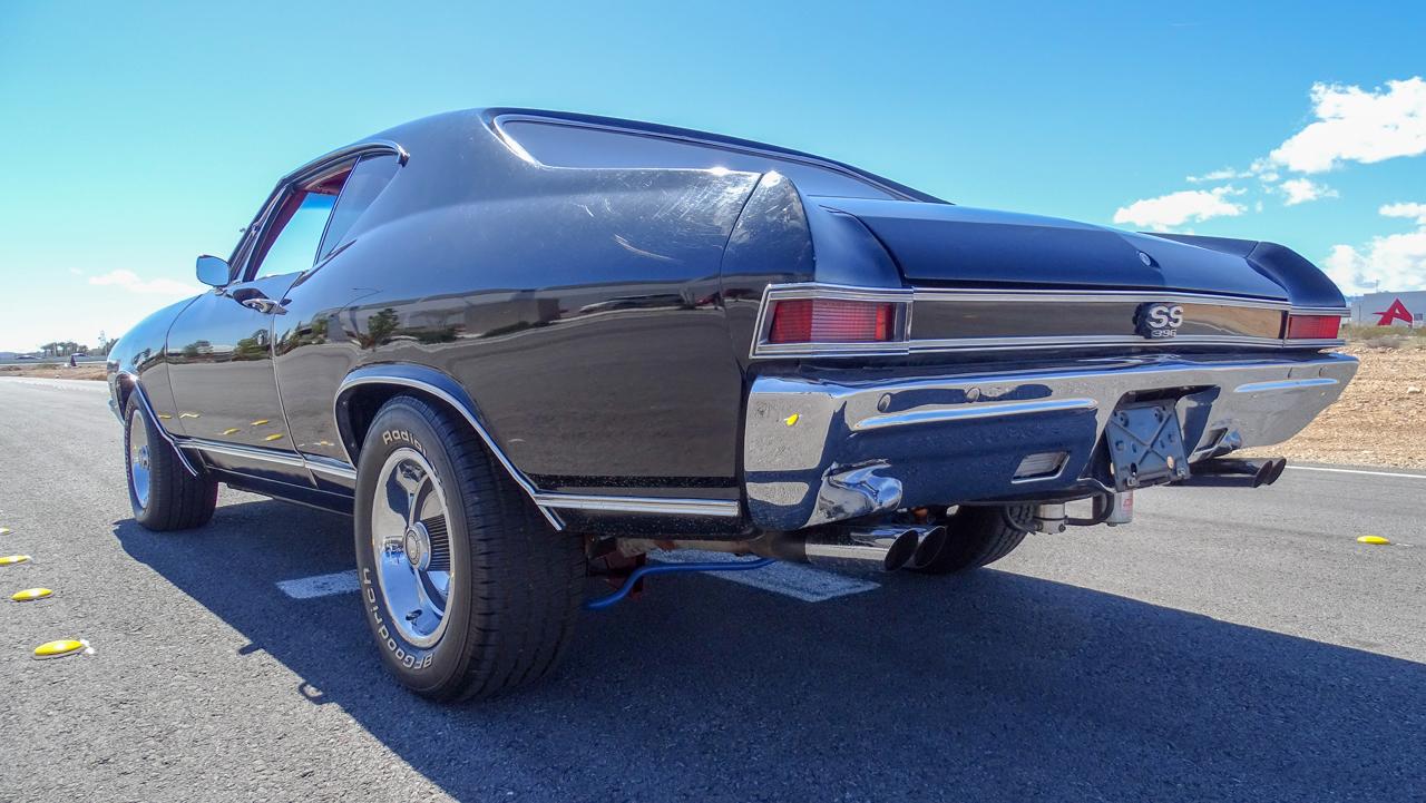 1968 Chevrolet Chevelle 88