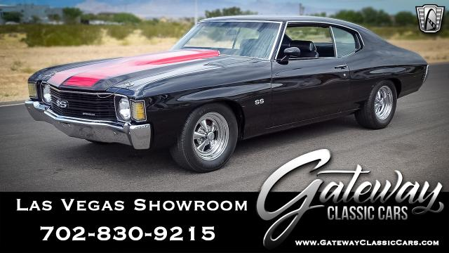 1972 Chevrolet Chevelle<br><span style='font-size: large; font-style: italic'><b>  </b></span>