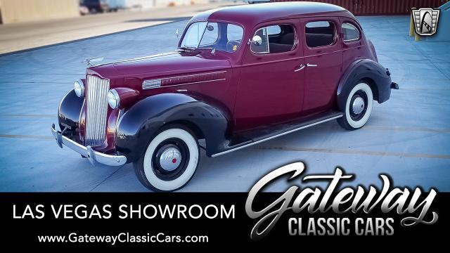 1939 Packard Sedan