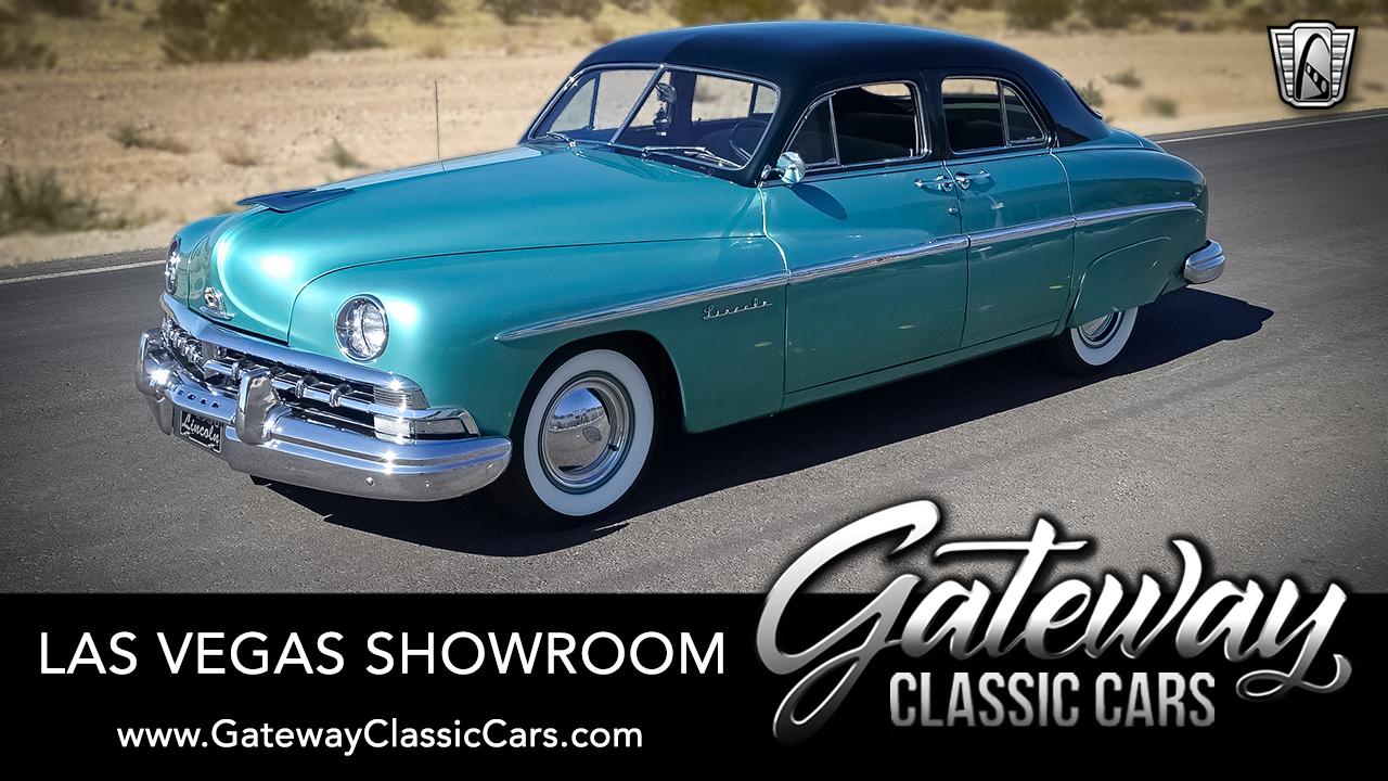 Used 1950 Lincoln Sport Sedan