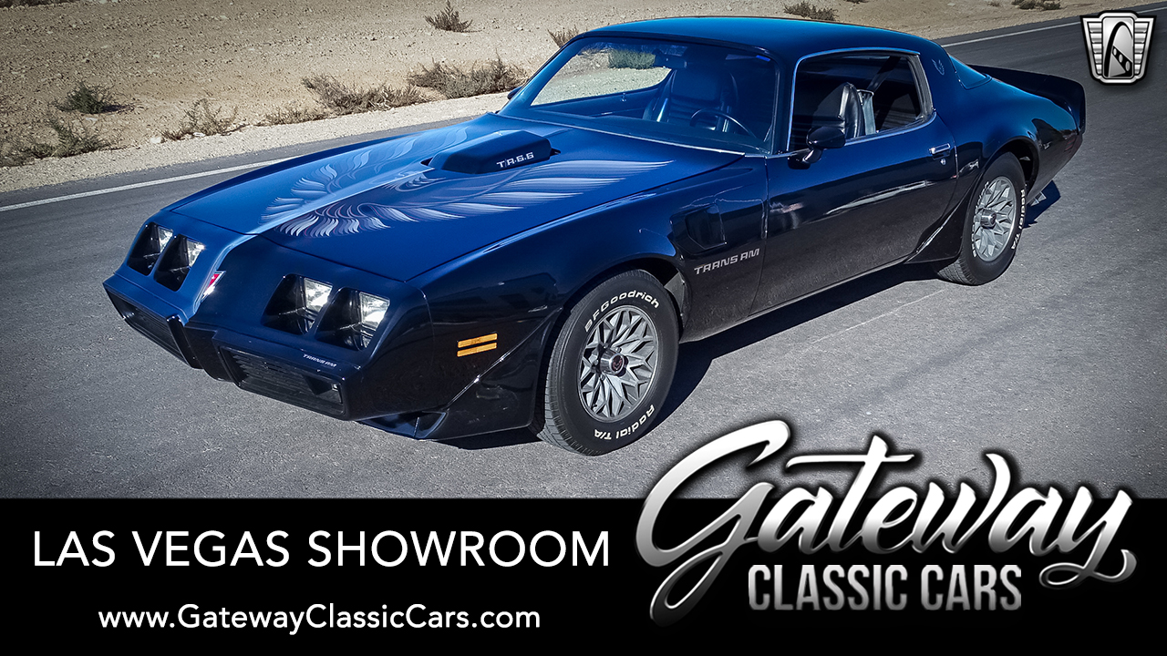1979 Pontiac Firebird Trans-Am