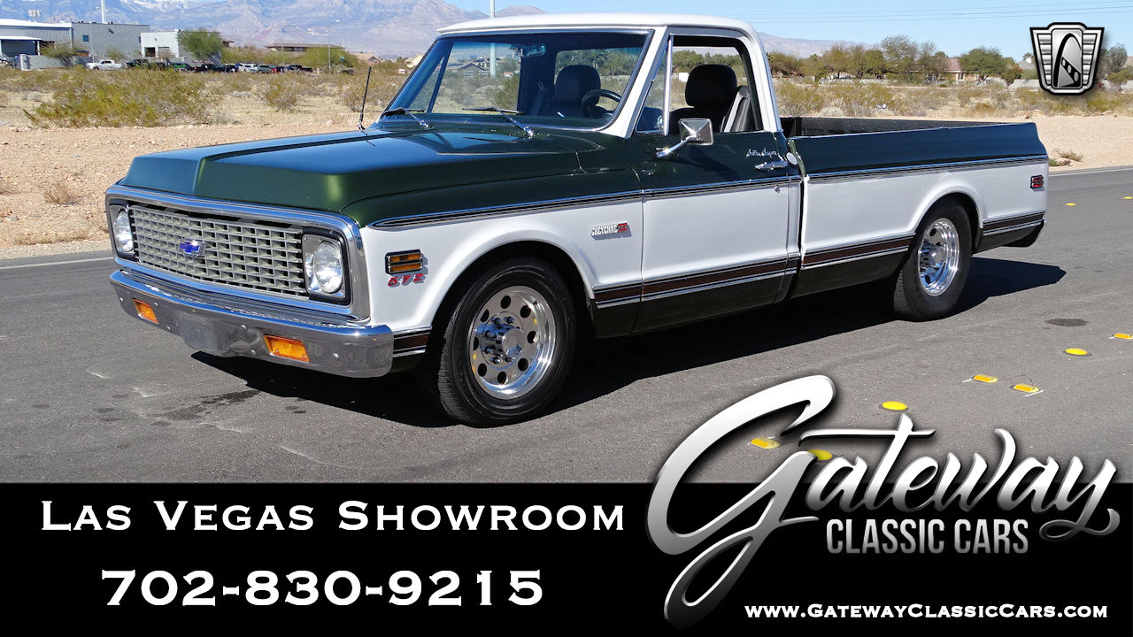 Used 1972 Chevrolet Cheyenne