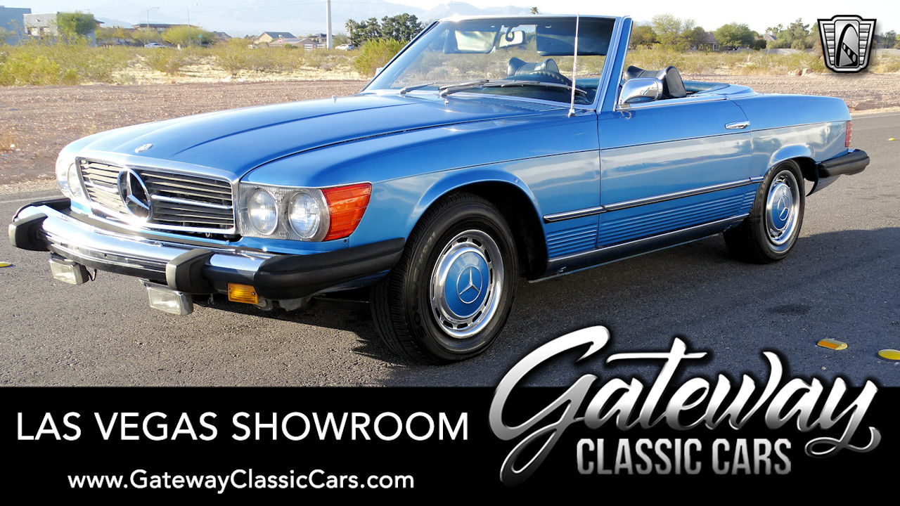 Used 1974 Mercedes-Benz 450SL