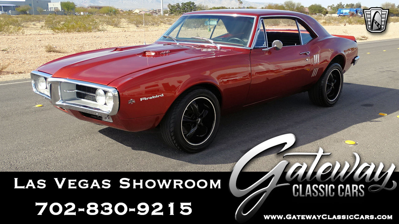 Used 1967 Pontiac Firebird