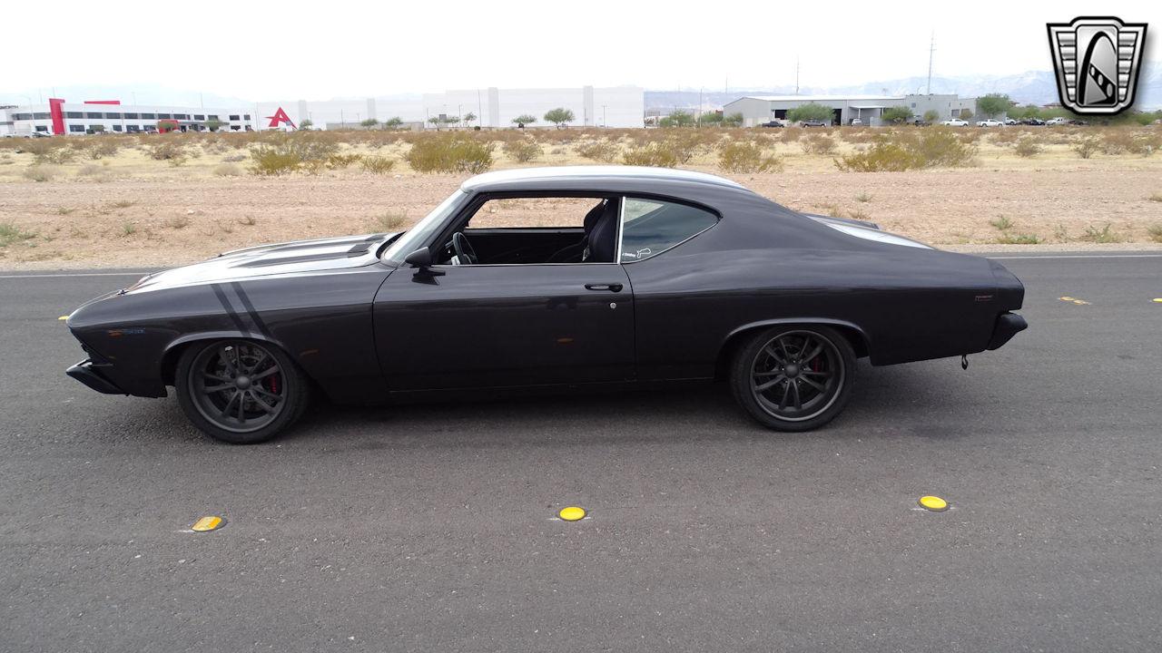 1969 Chevrolet Chevelle 3