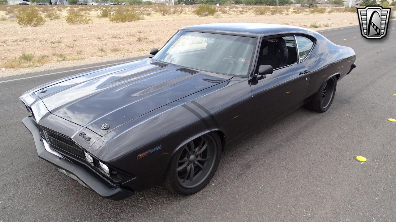 1969 Chevrolet Chevelle 6
