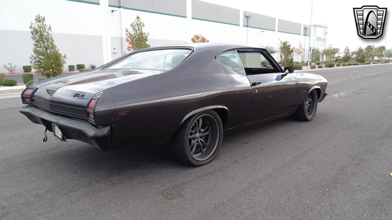 1969 Chevrolet Chevelle 19